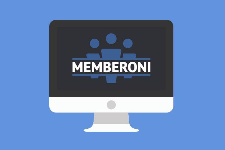 Memberoni Theme